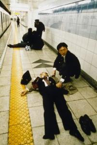 Ataque con gas sarín en Tokio
